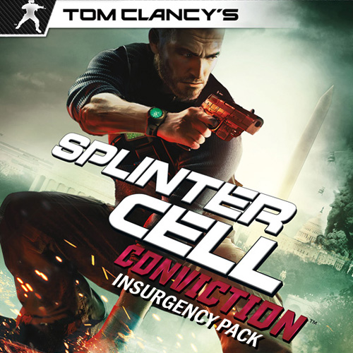 Comprar Tom Clancy's Splinter Cell Conviction Insurgency Pack CD Key Comparar Precios