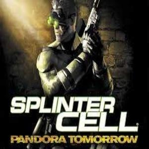 Tom Clancy's Splinter Cell Pandora Tomorrow