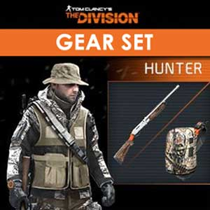 Comprar Tom Clancys The Division Hunter Gear Set CD Key Comparar Precios