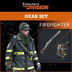 Comprar Tom Clancys The Division NY Firefighter Gear Set CD Key Comparar Precios