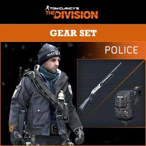 Comprar Tom Clancys The Division NY Police Gear Set CD Key Comparar Precios