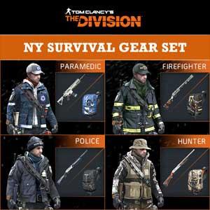 Comprar Tom Clancys The Division NY Survival Gear Set CD Key Comparar Precios