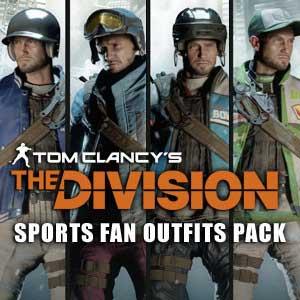 Comprar Tom Clancys The Division Sports Fan Outfit Pack CD Key Comparar Precios