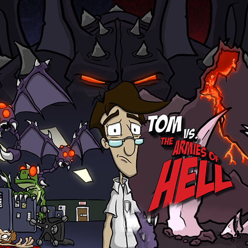 Comprar Tom vs The Armies of Hell CD Key Comparar Precios