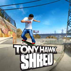 Comprar Tony Hawk Shred Xbox 360 Code Comparar Precios
