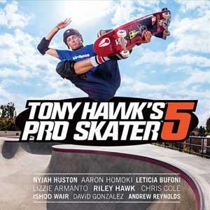 Comprar Tony Hawks Pro Skater 5 Ps3 Code Comparar Precios