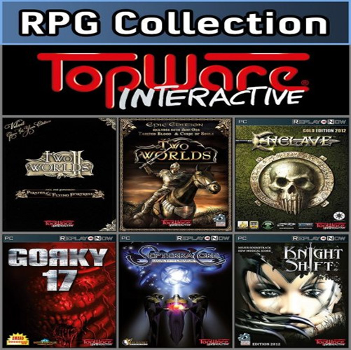 Comprar Topware RPG Collection CD Key Comparar Precios