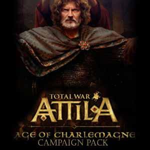 Comprar Total War ATTILA Age of Charlemagne Campaign Pack CD Key Comparar Precios