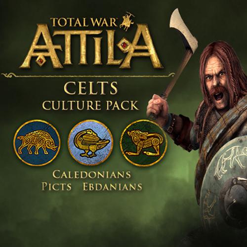 Comprar Total War Attila Celts Culture Pack CD Key Comparar Precios
