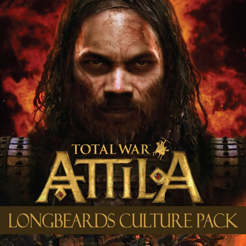 Comprar Total War Attila Longbeards Culture Pack CD Key Comparar Precios