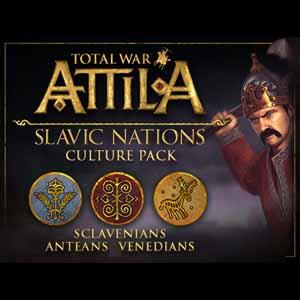 Comprar Total War ATTILA Slavic Nations Culture Pack CD Key Comparar Precios