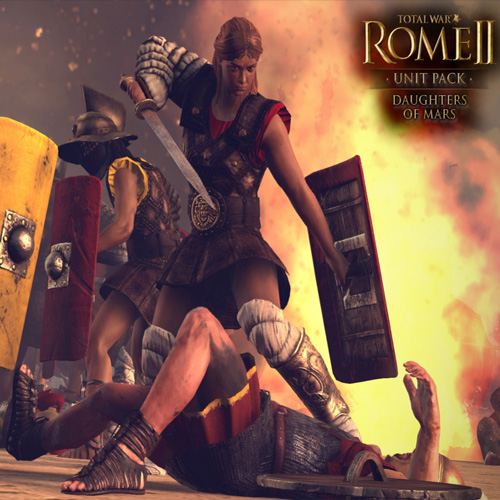 Comprar Total War ROME 2 Daughters of Mars CD Key Comparar Precios
