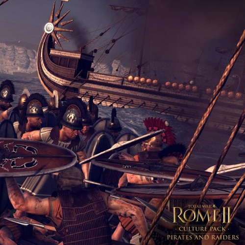 Comprar Total War Rome 2 Pirates & Raiders CD Key Comparar Precios