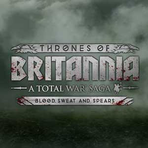 Comprar Total War Saga THRONES OF BRITANNIA Blood, Sweat and Spears CD Key Comparar Precios