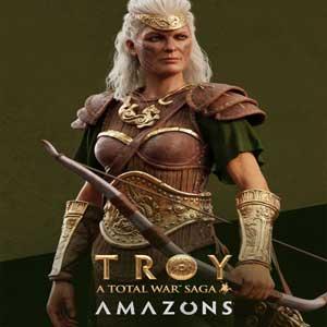 Comprar A Total War Saga TROY AMAZONS CD Key Comparar Precios