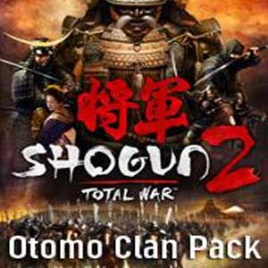Comprar Total War Shogun 2 Otomo Clan Pack CD Key Comparar Precios
