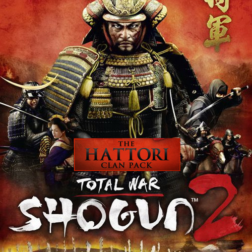 Comprar Total War Shogun 2 The Hattori Clan Pack CD Key Comparar Precios