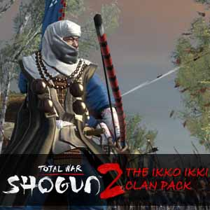 Comprar Total War Shogun 2 The Ikko Ikki Clan Pack CD Key Comparar Precios