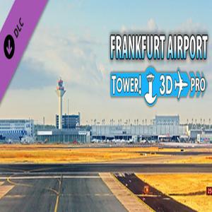 Tower 3D Pro EDDF airport