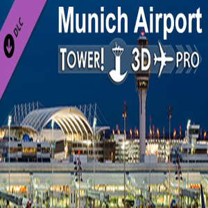 Tower 3D Pro EDDM airport