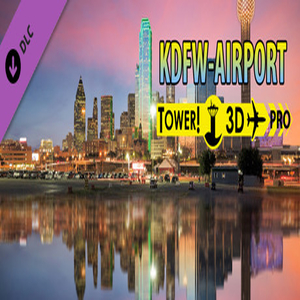 Tower 3D Pro KDFW airport
