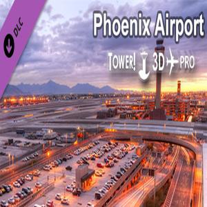 Tower 3D Pro KPHX airport