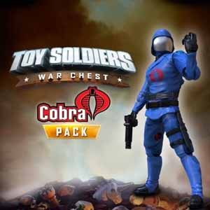 Comprar Toy Soldiers War Chest Cobra Pack CD Key Comparar Precios