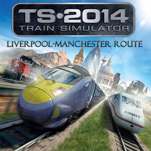 Comprar Train Simulator 2014 Liverpool-Manchester Route CD Key Comparar Precios