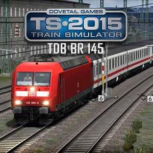 Comprar Train Simulator 2015 DB BR 145 Loco Add-On CD Key Comparar Precios
