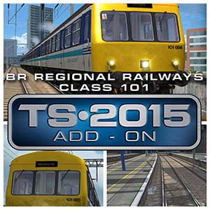 Comprar Train Simulator BR Regional Railways Class 101 DMU Add-On CD Key Comparar Precios