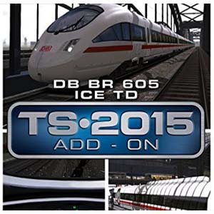 Comprar Train Simulator DB BR 605 ICE TD Add-On CD Key Comparar Precios