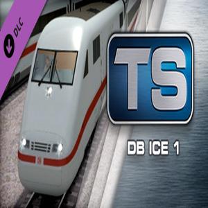 Train Simulator DB ICE 1 EMU Add-On