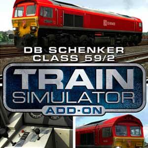 Comprar Train Simulator DB Schenker Class 59/2 Loco Add-On CD Key Comparar Precios