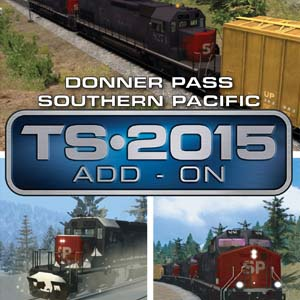 Comprar Train Simulator Donner Pass Southern Pacific Route Add-On CD Key Comparar Precios