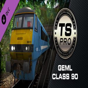 Train Simulator GEML Class 90 Loco Add On