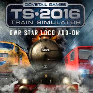 Train Simulator GWR Star Loco Add-On