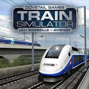 Comprar Train Simulator LGV Marseille Avignon Route Add-On CD Key Comparar Precios