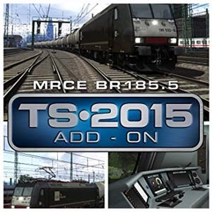 Comprar Train Simulator MRCE BR 185.5 Loco Add-On CD Key Comparar Precios