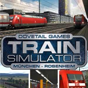 Comprar Train Simulator Munich Rosenheim Route Add-On CD Key Comparar Precios