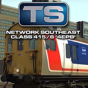 Comprar Train Simulator Network SouthEast Class 415 4EPB EMU Add-On CD Key Comparar Precios