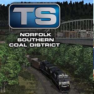 Comprar Train Simulator Norfolk Southern Coal District Route Add-On CD Key Comparar Precios