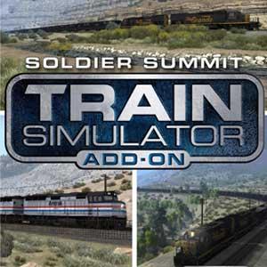 Comprar Train Simulator Soldier Summit Route Add-On CD Key Comparar Precios