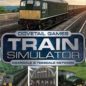 Comprar Train Simulator Weardale and Teesdale Network Route Add-On CD Key Comparar Precios