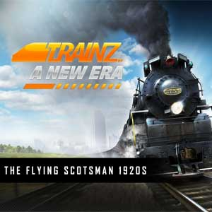 Comprar Trainz A New Era The Flying Scotsman 1920s CD Key Comparar Precios