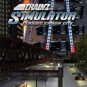 Comprar Trainz Classic Cabon City CD Key Comparar Precios