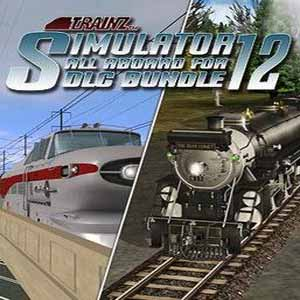 Comprar Trainz Simulator 2012 All Aboard For DLC Bundle CD Key Comparar Precios