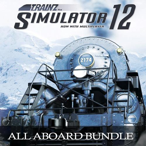 Comprar Trainz Simulator All Aboard For DLC Bundle CD Key Comparar Precios