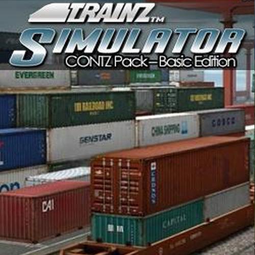 Comprar Trainz Simulator DLC CONTZ Pack CD Key Comparar Precios