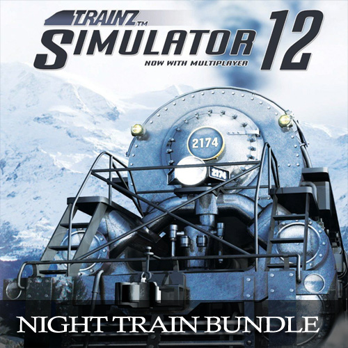 Trainz Simulator Night Train Bundle