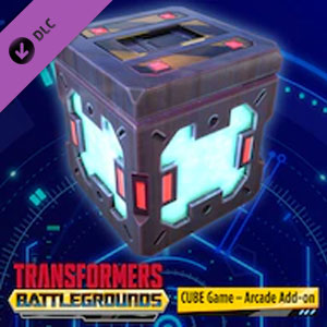 TRANSFORMERS BATTLEGROUNDS CUBE Game Arcade Add-on